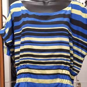 Attention Striped Top